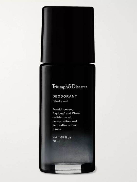 Triumph & Disaster Deodorant - Spice, 50ml