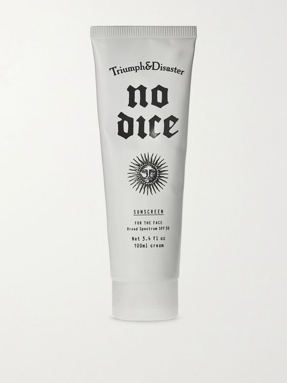 Triumph & Disaster No Dice Sunscreen SPF50, 100ml