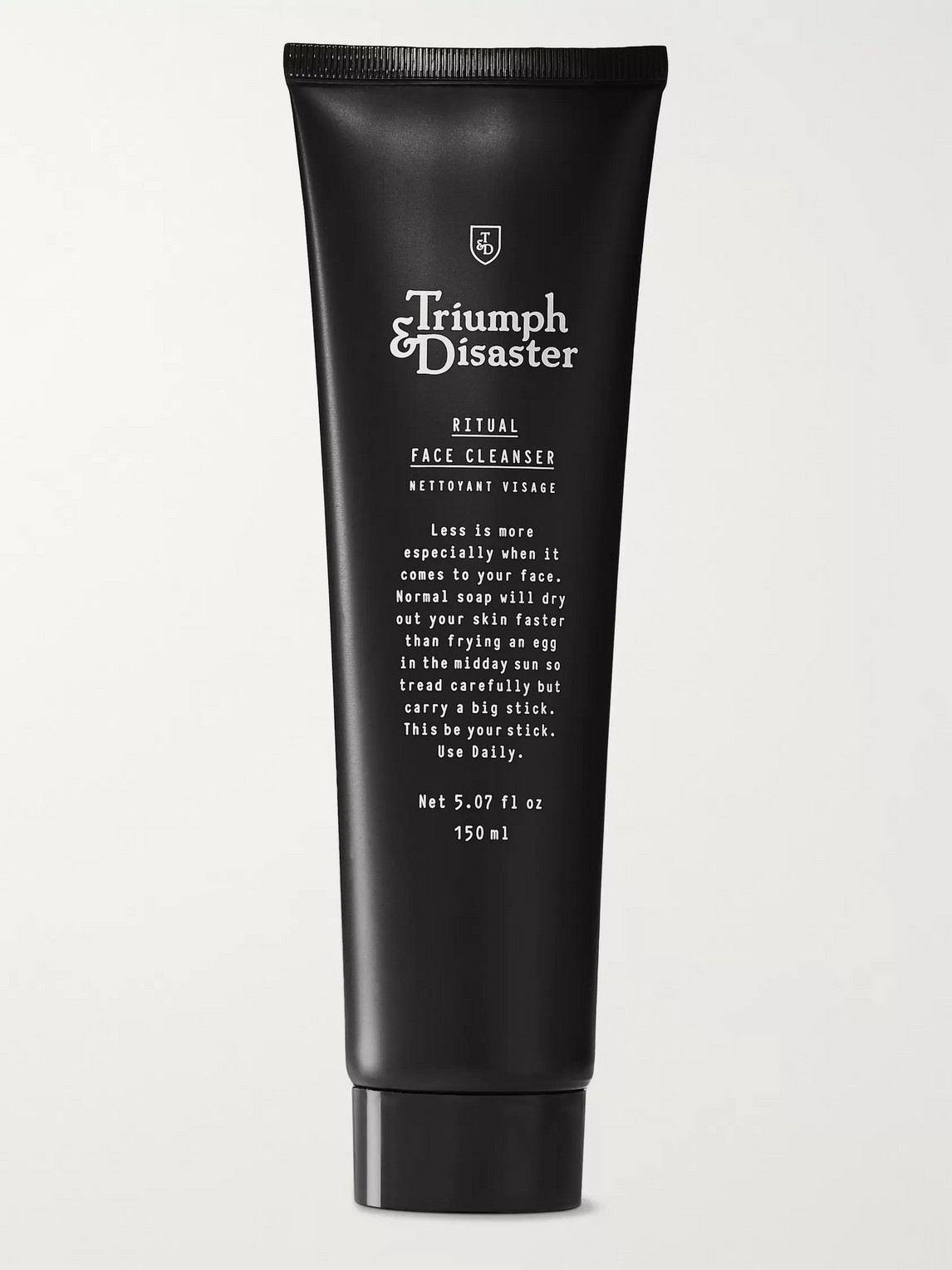 Triumph & Disaster Ritual Face Cleanser 150ml In Colorless
