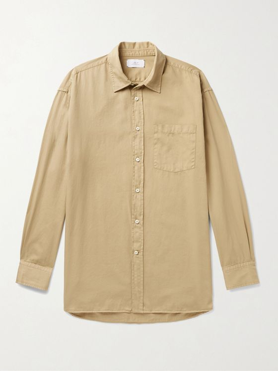 MR P. Cotton Shirt