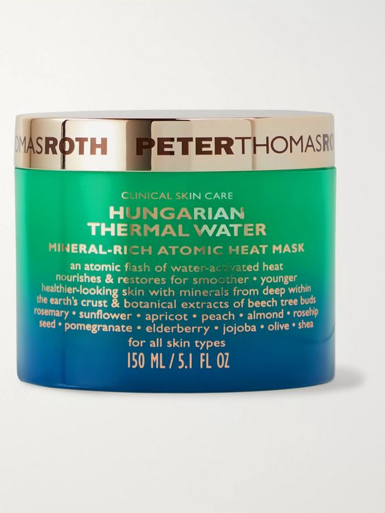 PETER THOMAS ROTH Hungarian Thermal Water Mineral-Rich Atomic Heat Mask, 150ml