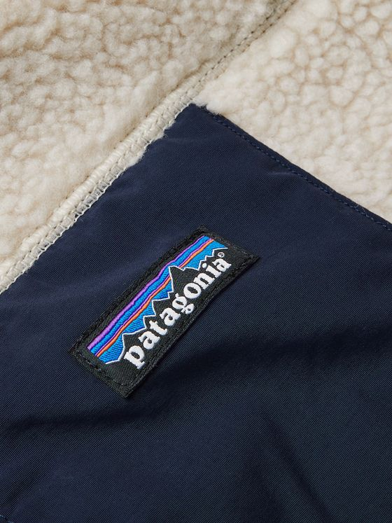 PATAGONIA Classic Retro-X Shell-Trimmed Fleece Gilet