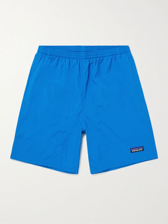 PATAGONIA Baggies Lights DWR-Coated Recycled Ripstop Shorts
