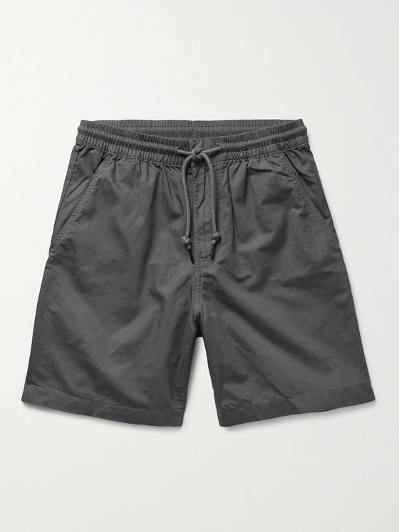 PATAGONIA Organic Cotton and Hemp-Blend Drawstring Shorts
