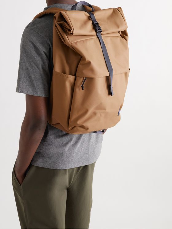 PATAGONIA Arbor Roll-Top Canvas Backpack