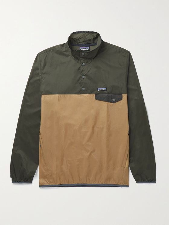 PATAGONIA Houdini Snap-T Recycled Ripstop Jacket