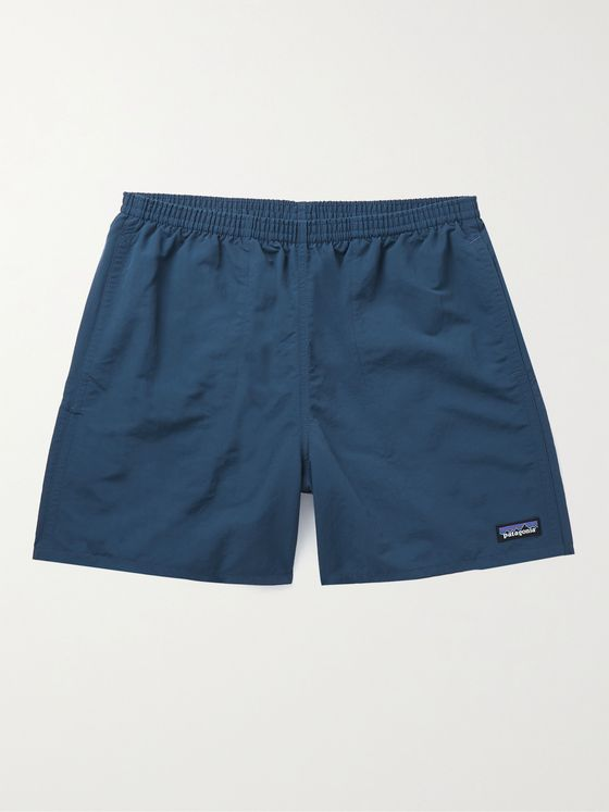 PATAGONIA Baggies DWR-Coated Recycled Nylon Shorts