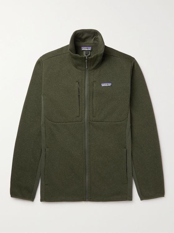 PATAGONIA Better Sweater Recycled Knitted Hooded Jacket