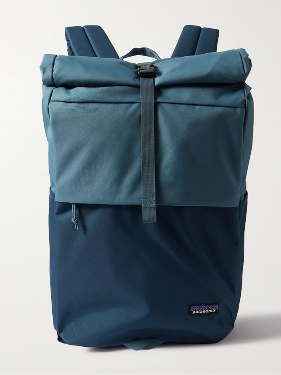 PATAGONIA Arbor Roll-Top Recycled Canvas Backpack