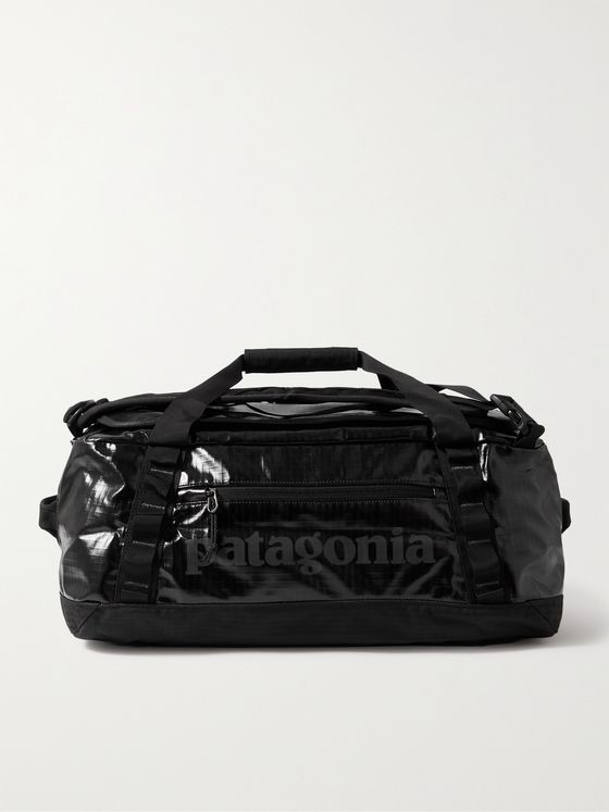PATAGONIA Black Hole 40L Recycled Coated-Ripstop Duffle Bag