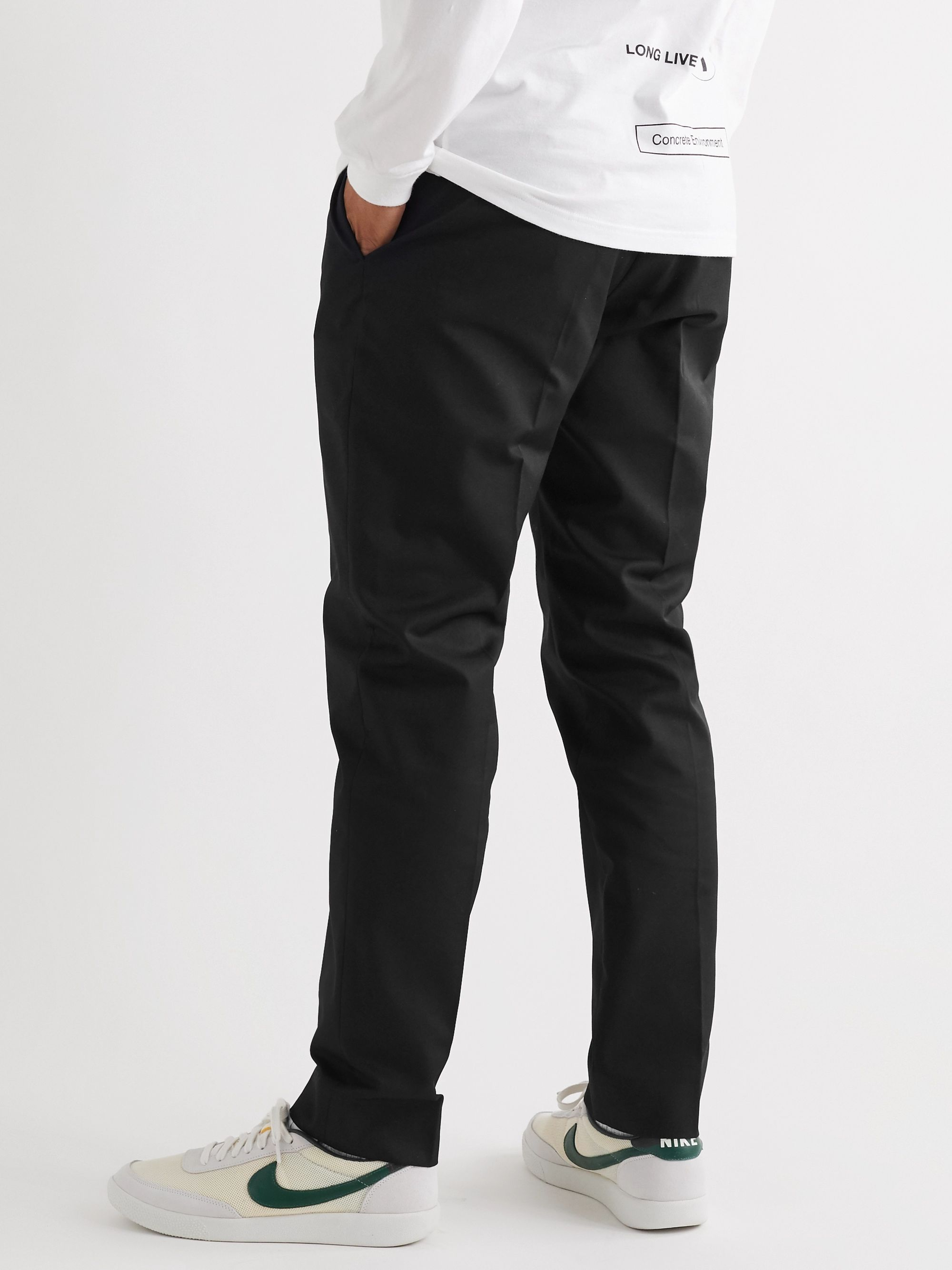 Wood Wood Tristan Woven Trousers