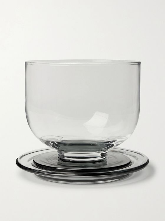 Tom Dixon Puck Glass Ice Bucket