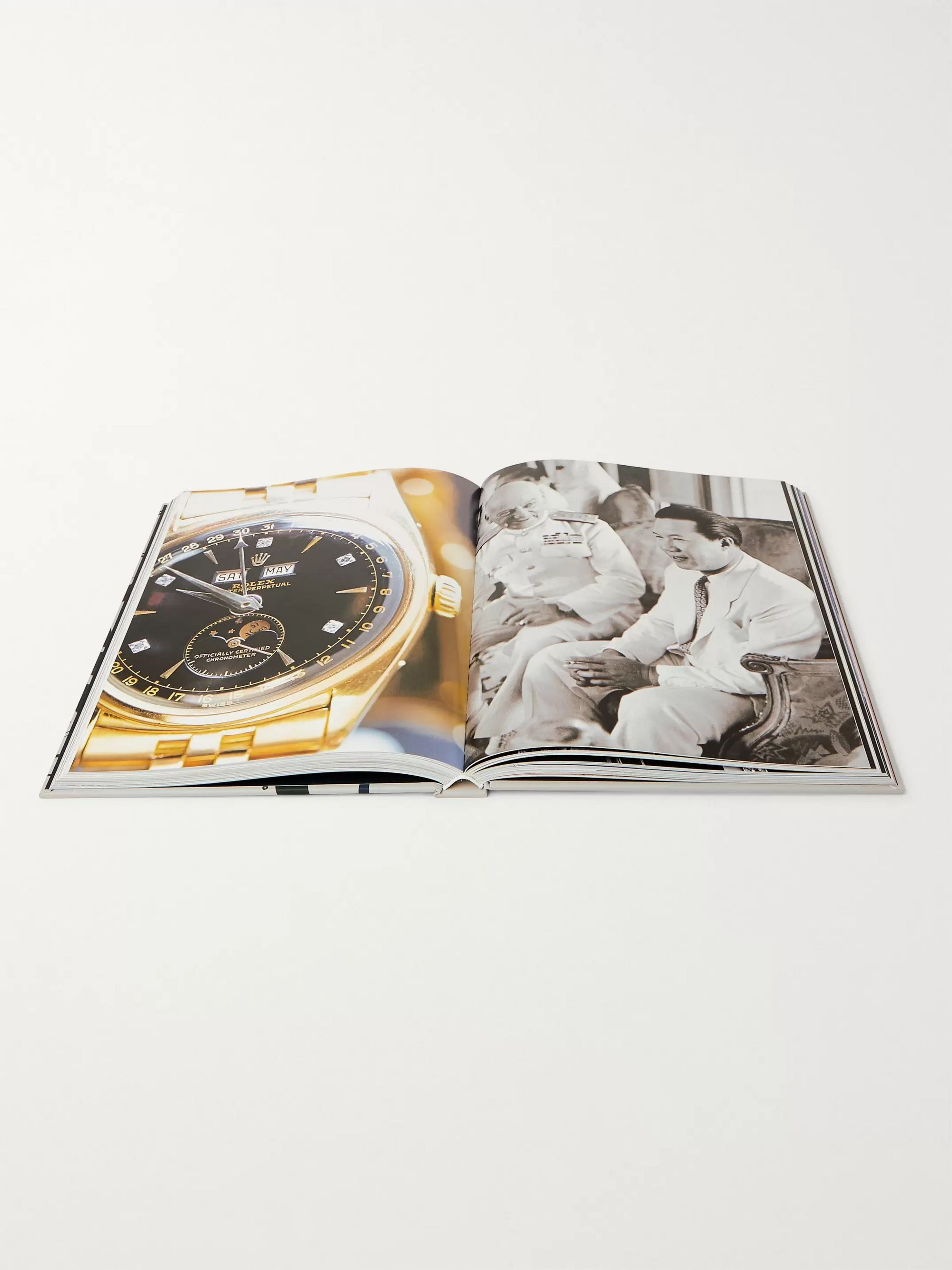 Assouline Watches: A Guide by Hodinkee Hardcover Book