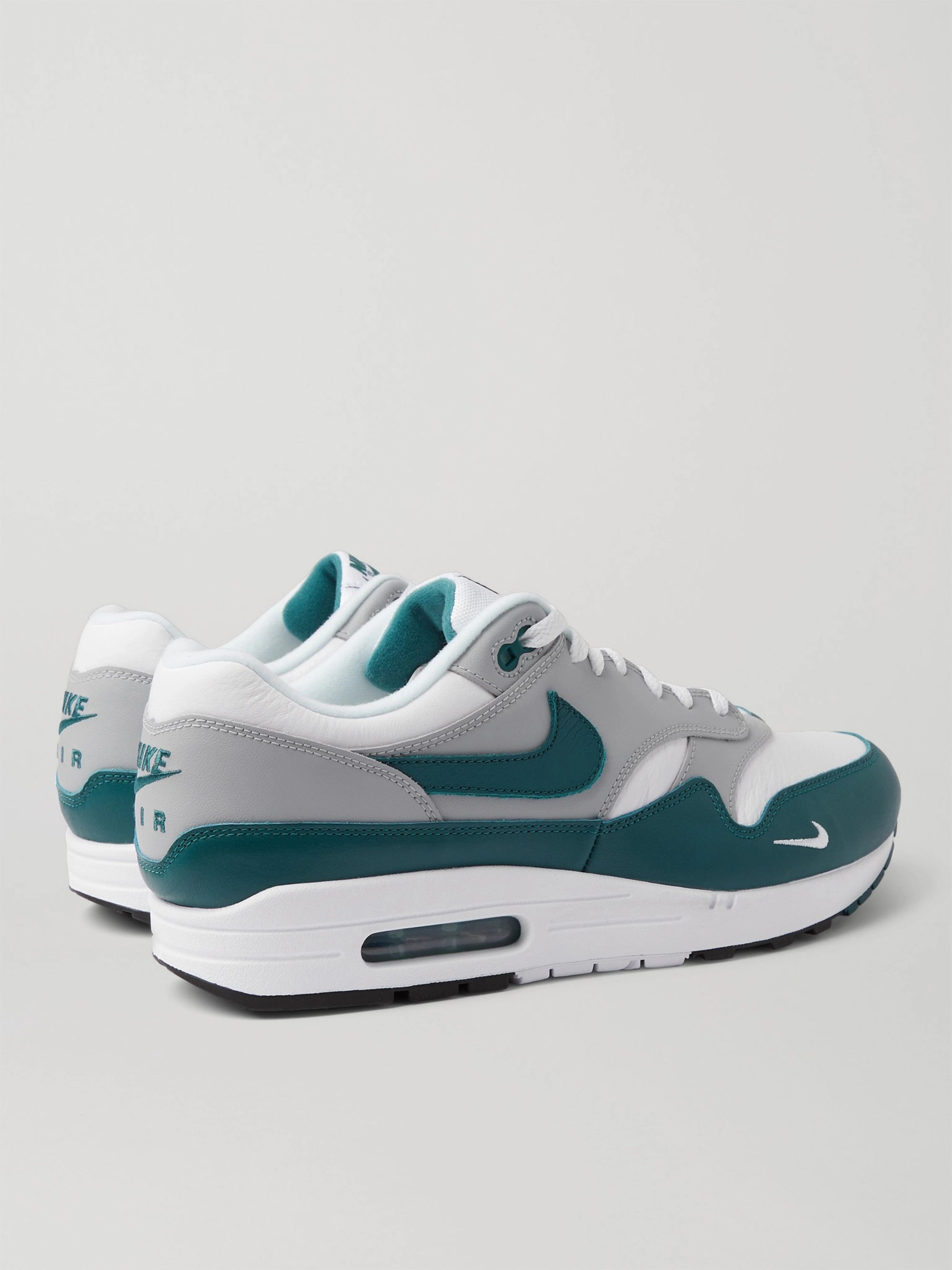 NIKE Air Max 1 LV8 Leather Sneakers