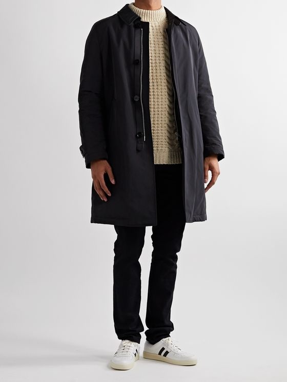 TOM FORD Shell Down Coat