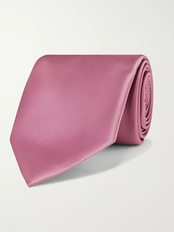 TOM FORD 8.5cm Satin Tie