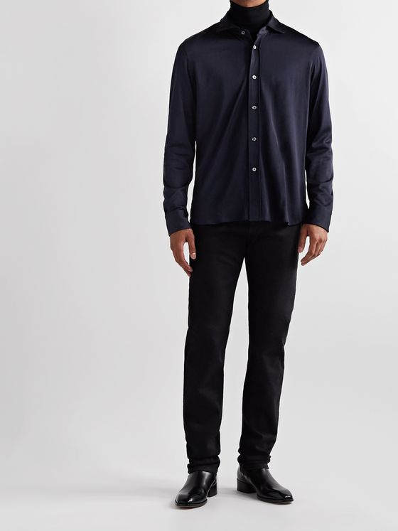 TOM FORD Knitted Shirt