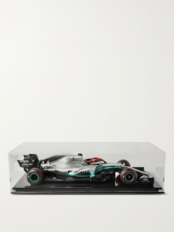 Amalgam Collection Mercedes-AMG F1 W10 EQ Power+ Lewis Hamilton 2019 Monaco GP 1:8 Model Car