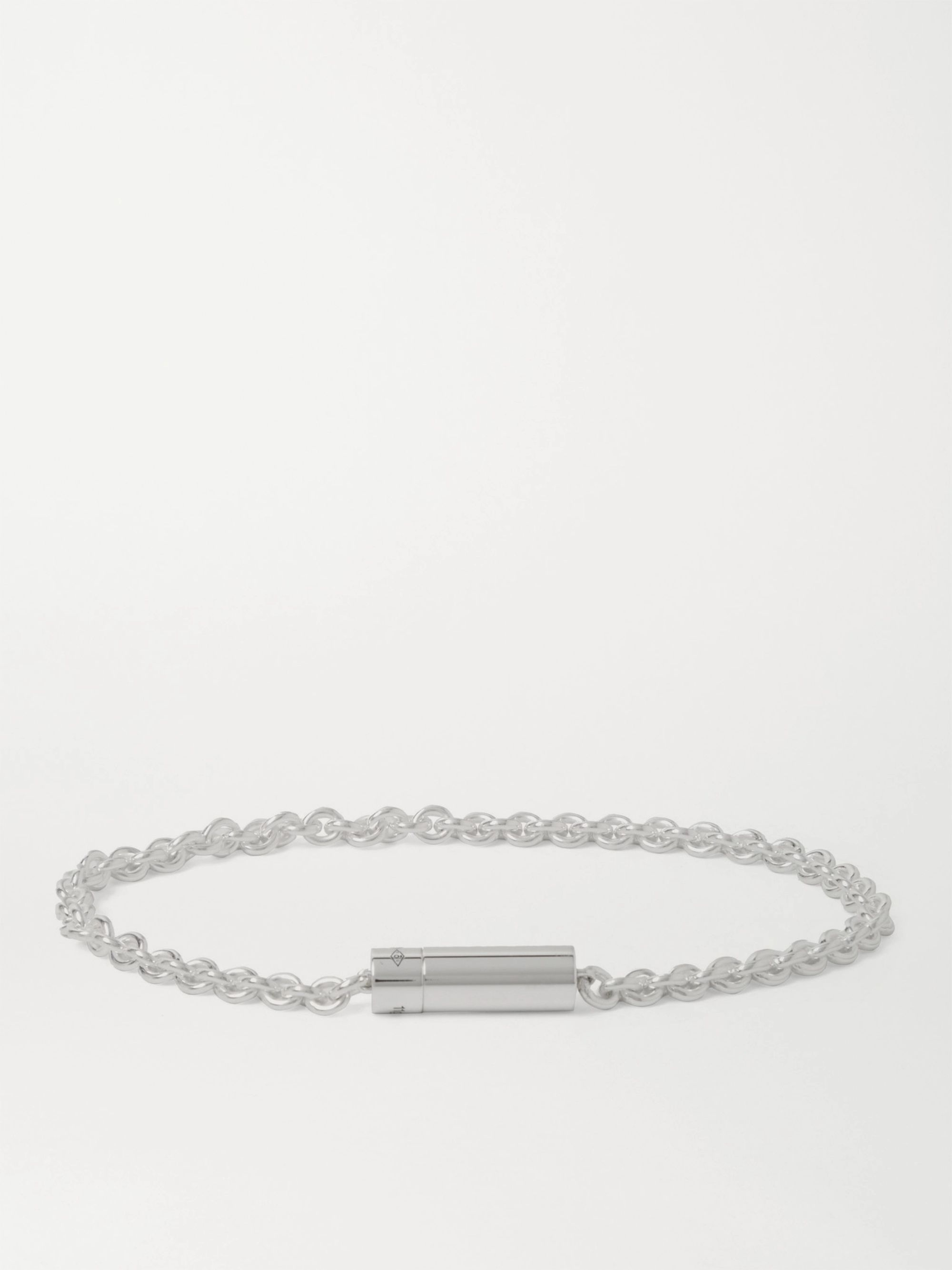 르그램 팔찌 Le Gramme 11g Sterling Silver Chain Bracelet