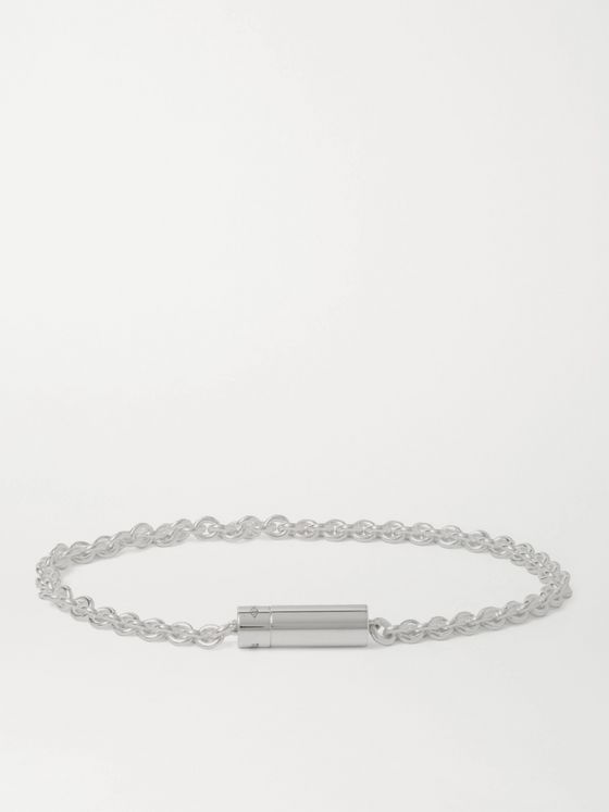 LE GRAMME 11g Sterling Silver Chain Bracelet