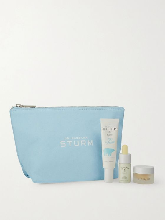 DR. BARBARA STURM + Perfect Moment Ski Essentials Kit