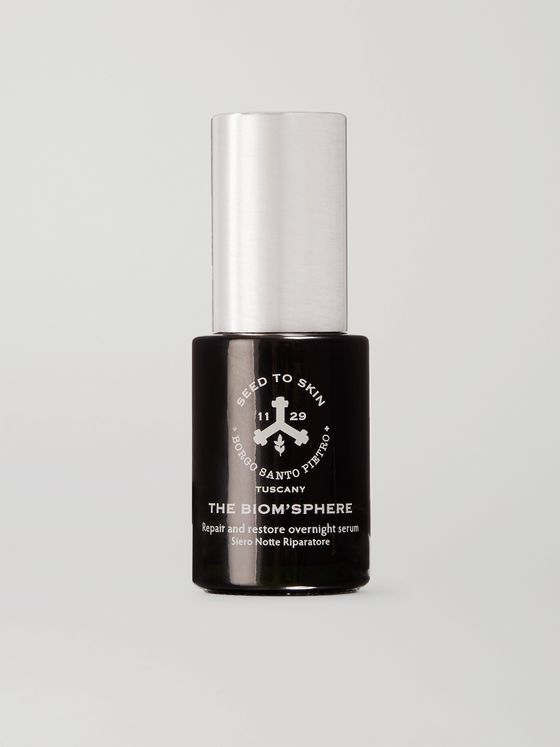 Seed to Skin The Biom'Sphere Overnight Serum, 30ml