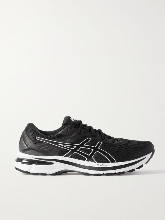 ASICS GT-2000 9 Mesh and Rubber Running Sneakers