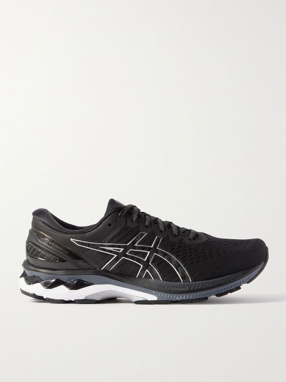 ASICS GEL-Kayano 27 Mesh and Rubber Running Sneakers
