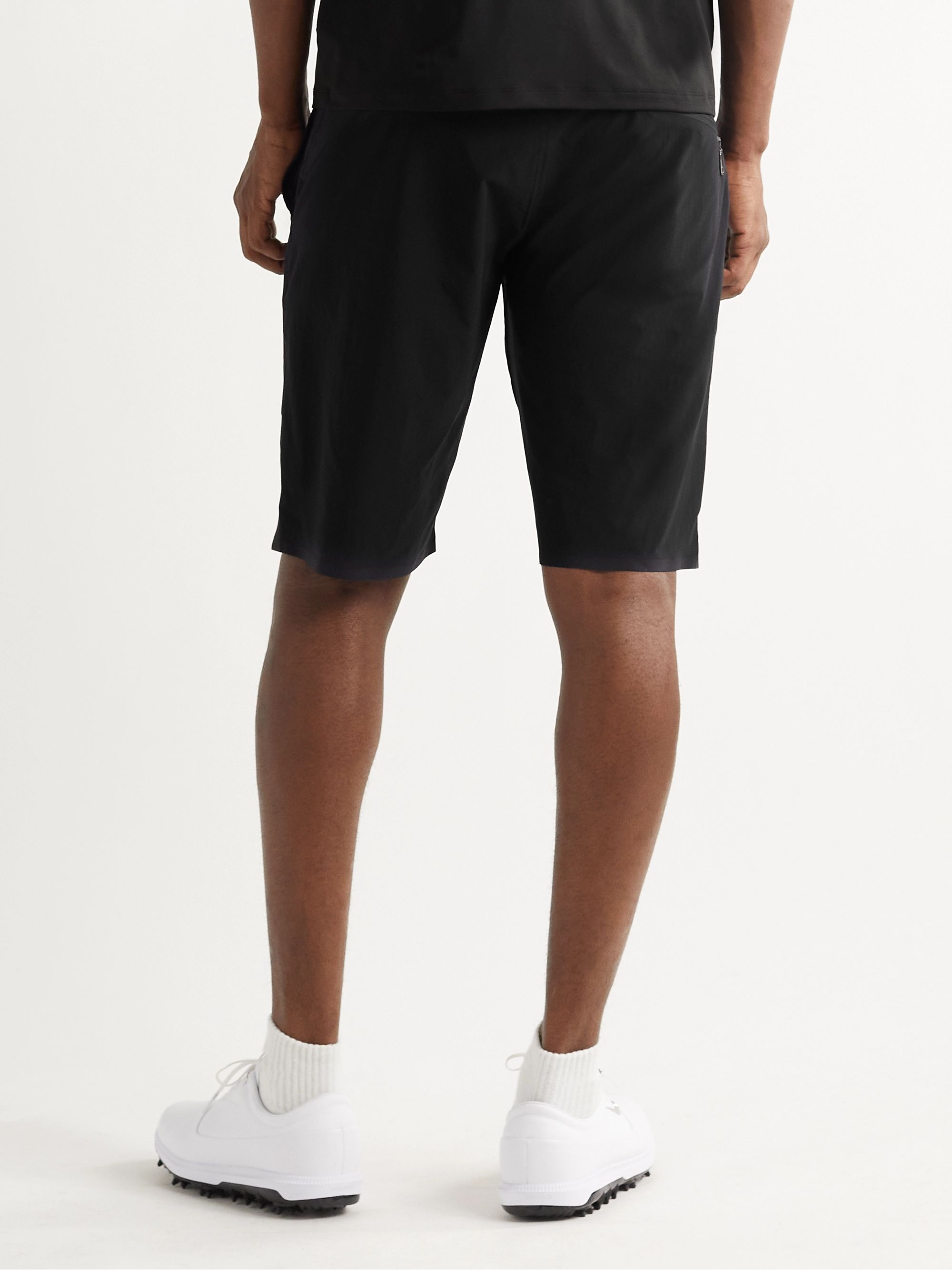 Bogner Drago Slim-Fit Stretch-Shell Golf Shorts