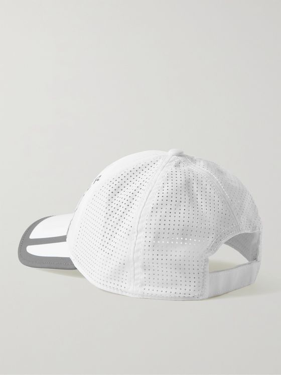 Bogner Samy Logo-Print Perforated Shell Baseball Cap