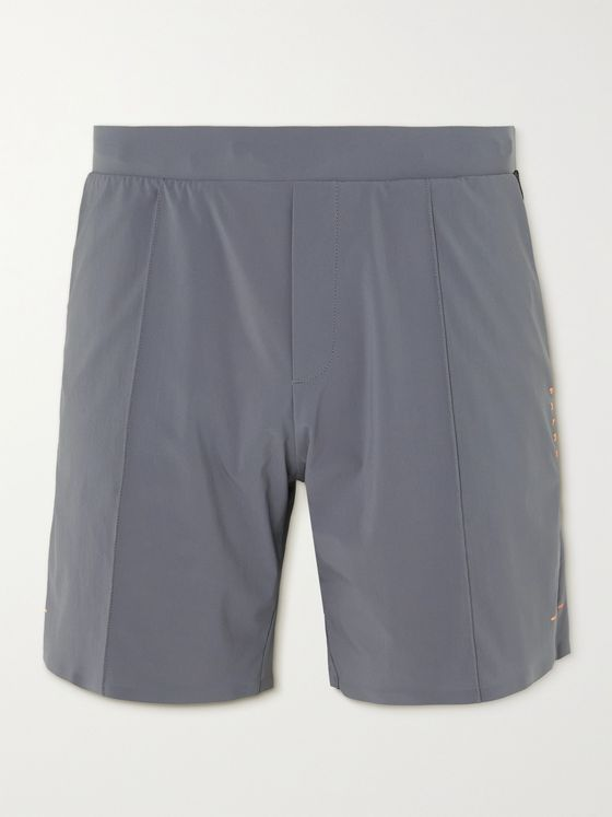 FALKE Ergonomic Sport System Challenger Slim-Fit Stretch-Shell Shorts