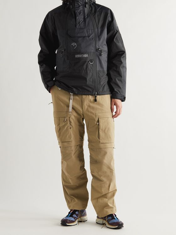 THE NORTH FACE Steep Tech Panelled DryVent Jacket