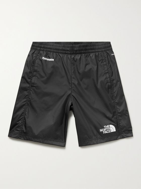 THE NORTH FACE Hydrenaline Logo-Print Shell Shorts