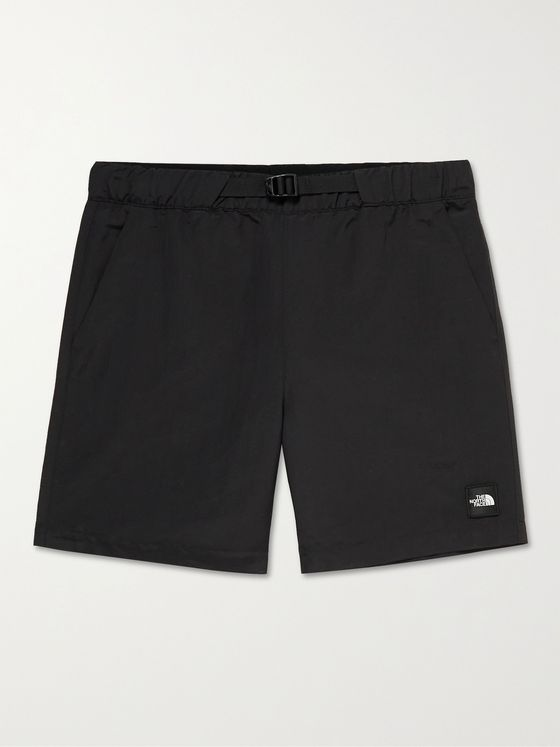 THE NORTH FACE Black Box Belted FlashDry Shorts