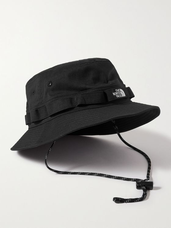 THE NORTH FACE Class V Brimmer Logo-Embroidered Stretch-Nylon Bucket Hat
