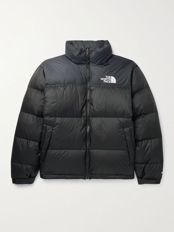THE NORTH FACE 1996 Retro Nuptse Quilted Nylon and Ripstop Down Jacket