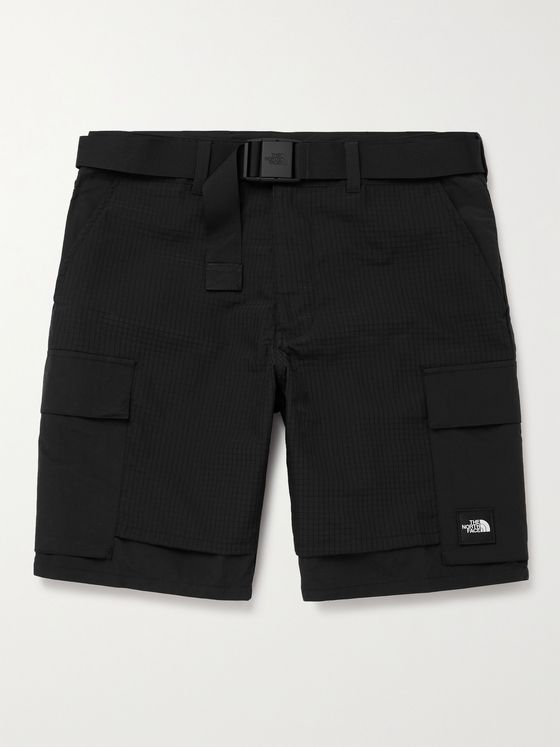 THE NORTH FACE Metro Ex Belted Stretch-Shell Cargo Shorts
