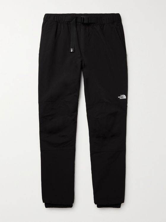 THE NORTH FACE Tapered Belted Stretch-Shell Trousers