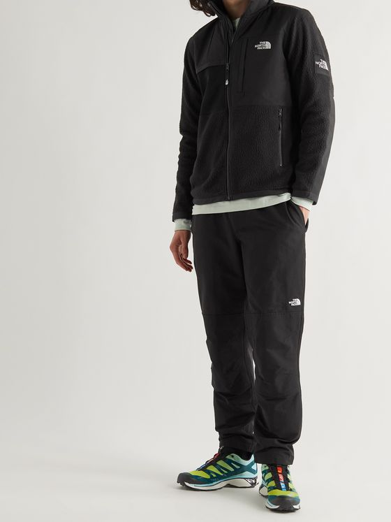 THE NORTH FACE Metro Ex Denali Fleece-Panelled WindWall Shell Jacket