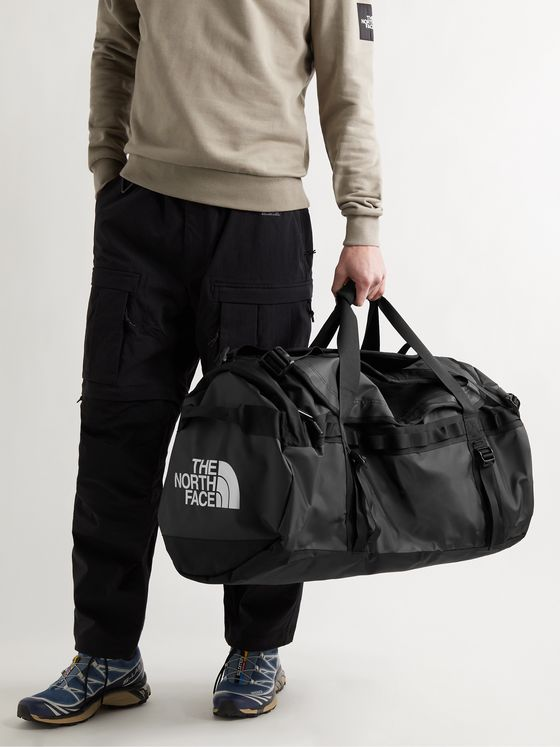 THE NORTH FACE Base Camp Large Coated-Canvas Duffle Bag