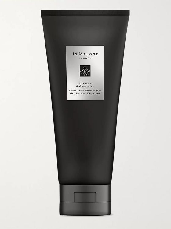 Jo Malone London Cypress & Grapevine Exfoliating Shower Gel, 200ml