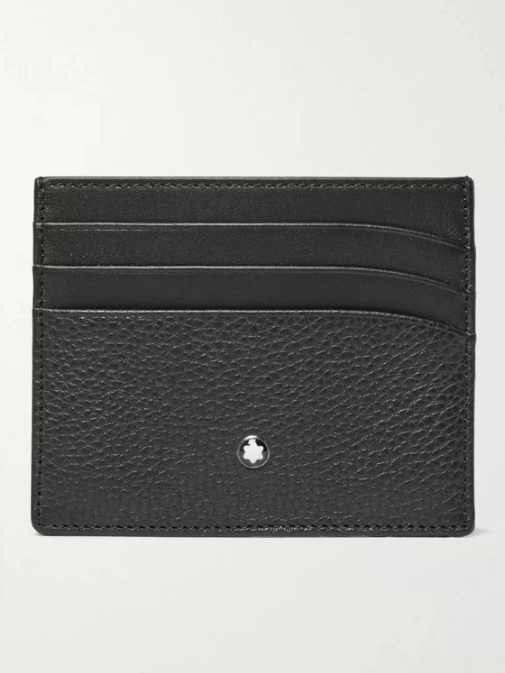 MONTBLANC Leather Cardholder