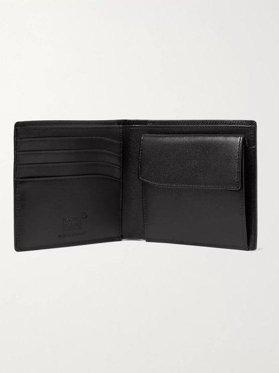 Montblanc Meisterstück Leather Billfold Wallet