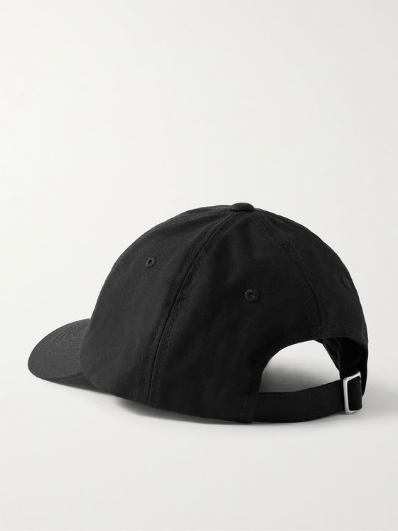 THE NORTH FACE Norm Logo-Embroidered Cotton-Canvas Baseball Cap