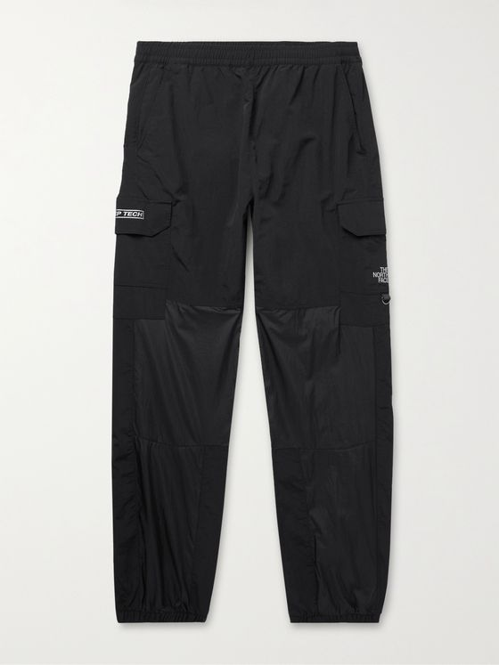 THE NORTH FACE Steep Tech Tapered Panelled Nylon Trousers
