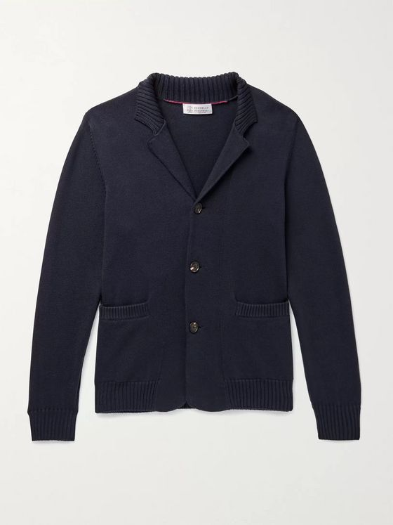 Brunello Cucinelli Cotton Cardigan