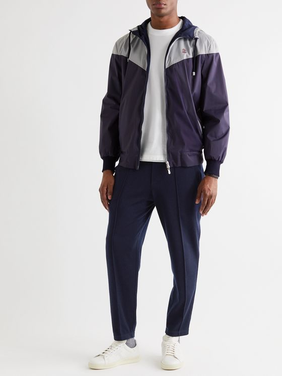 BRUNELLO CUCINELLI Tapered Cashmere-Blend Sweatpants
