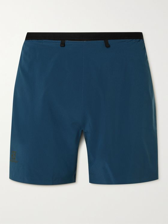 SALOMON Sense Stretch-Jersey Shorts