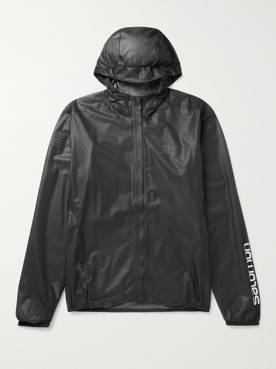 SALOMON Bonatti Race Shell Hooded Jacket