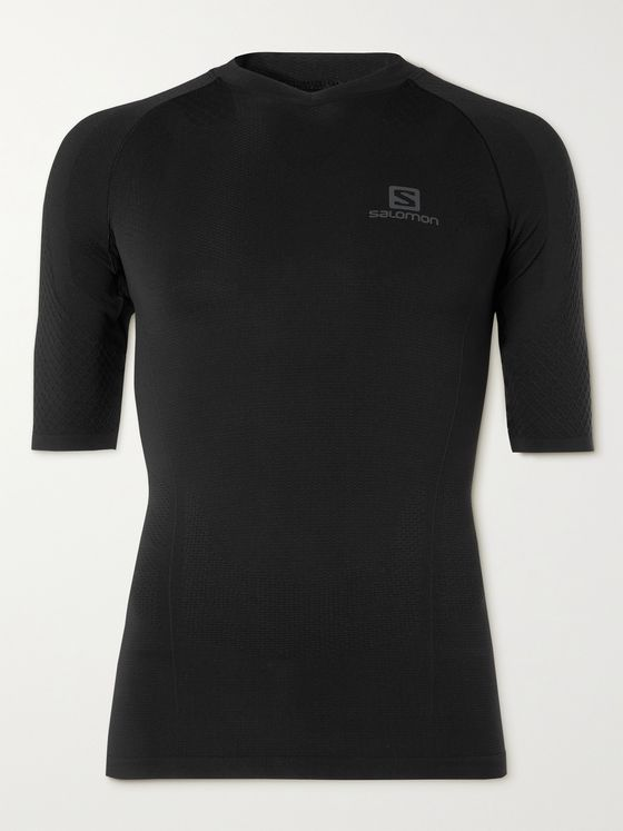 SALOMON Exo Motion Stretch-Jersey T-Shirt